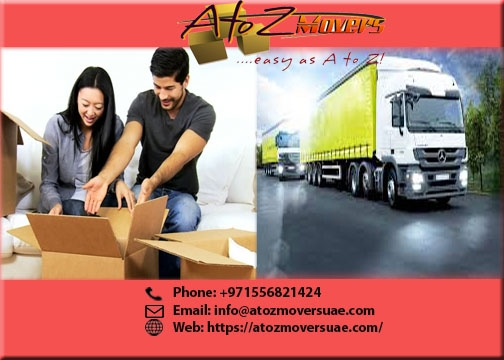 A to Z movers and packers Dubai (@atozmovers) Cover Image