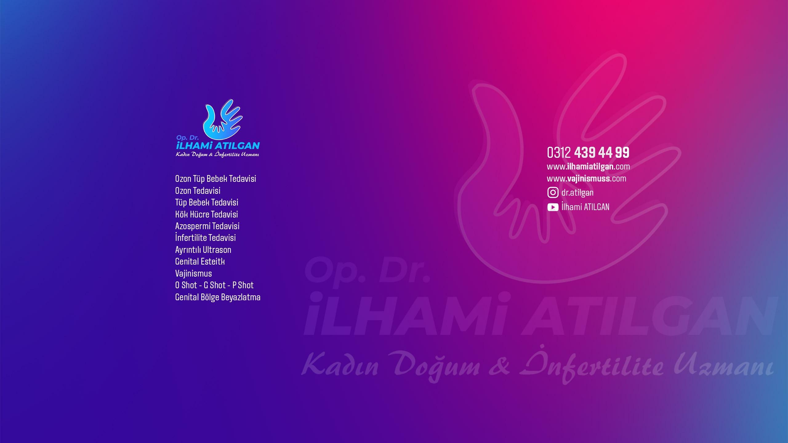 Op. Dr. İlhami ATILGAN (@ilhamiatilgan) Cover Image