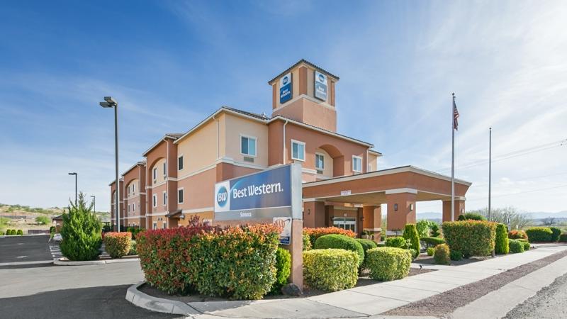 BEST WESTERN Sonora Inn & Suites  (@bestwsonora) Cover Image