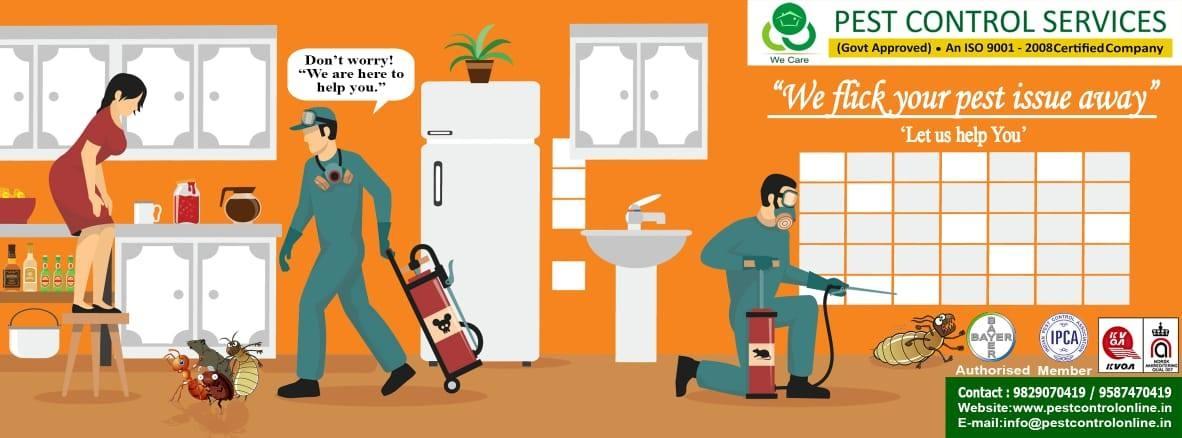 Pest Control ervices (@pestcontrolservices) Cover Image