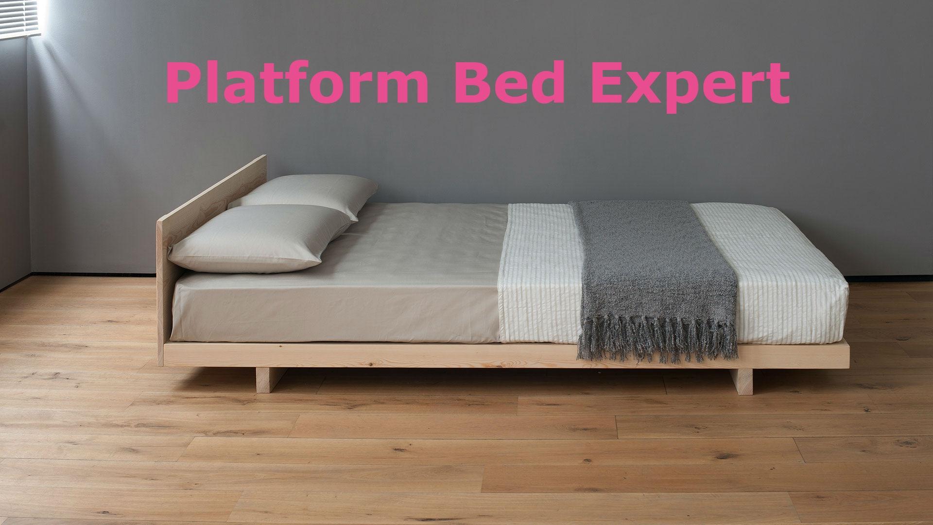 Platform Bed Expert (@platformbedexpert) Cover Image