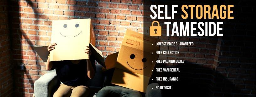 Self Storage Tameside (@selfstoragetameside) Cover Image