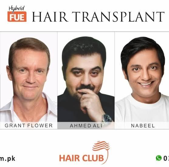 Hairclub Pakistan (@hairclubpakistan) Cover Image