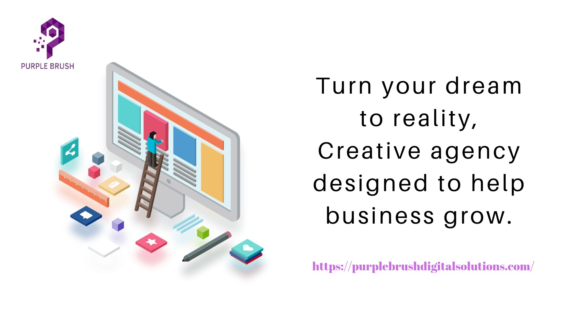Purple Brush Digital Solutions (@purplebrush) Cover Image