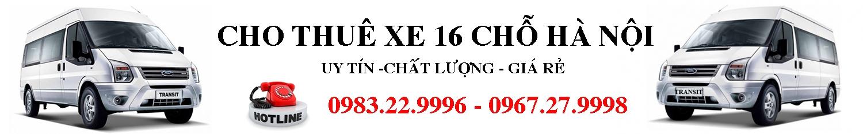 Dịch vụ cho thuê xe 16 chỗ giá rẻ tại Hà N (@thuexe16cho) Cover Image