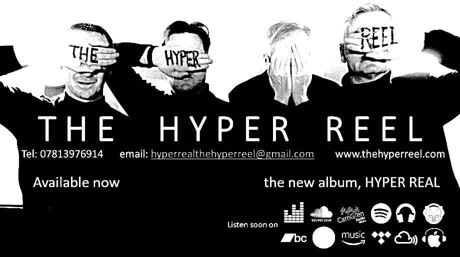 The  (@thehyperreel) Cover Image
