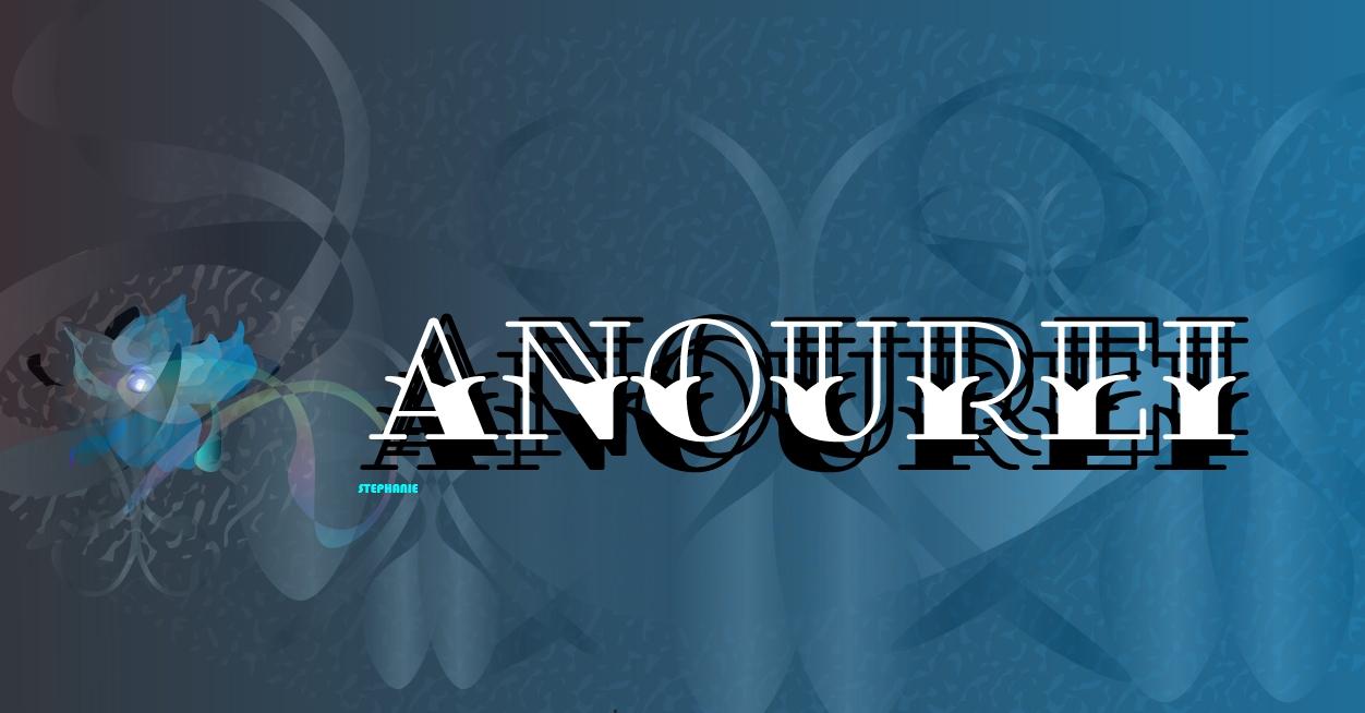 (@anourei) Cover Image