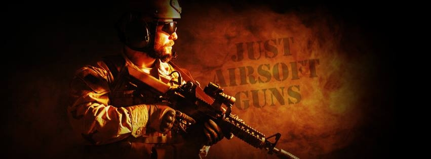 Just Airsoft Guns (@justairsoftguns) Cover Image
