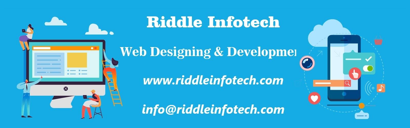 riddleinfotech (@riddleinfotech) Cover Image