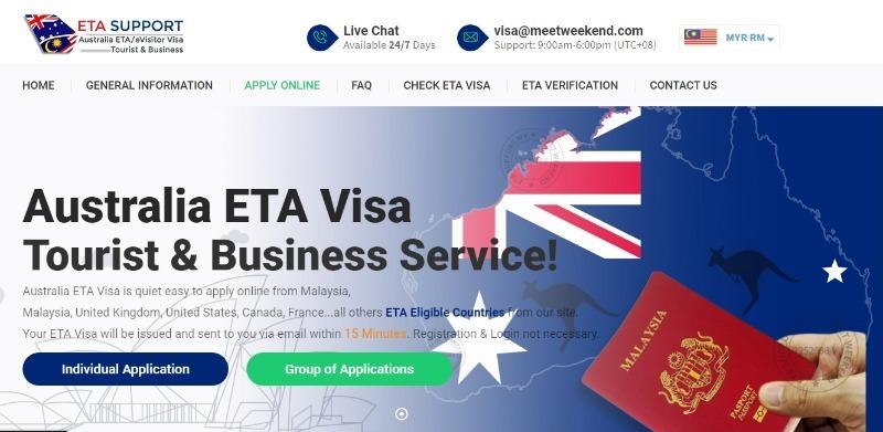 Australia Tourist visa Application (@australia87) Cover Image