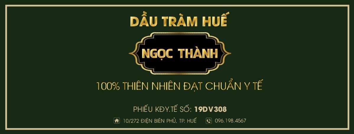 Dầu Tràm Huế Ngọc Thành (@dautramhuengocthanh) Cover Image