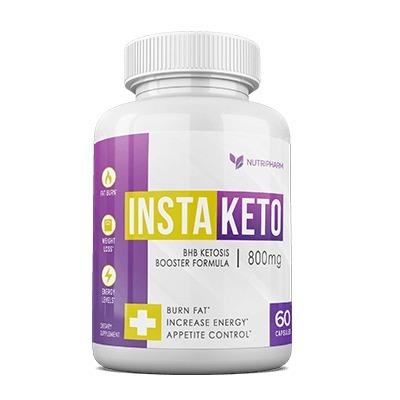 Insta Keto Review  (@laritacave) Cover Image