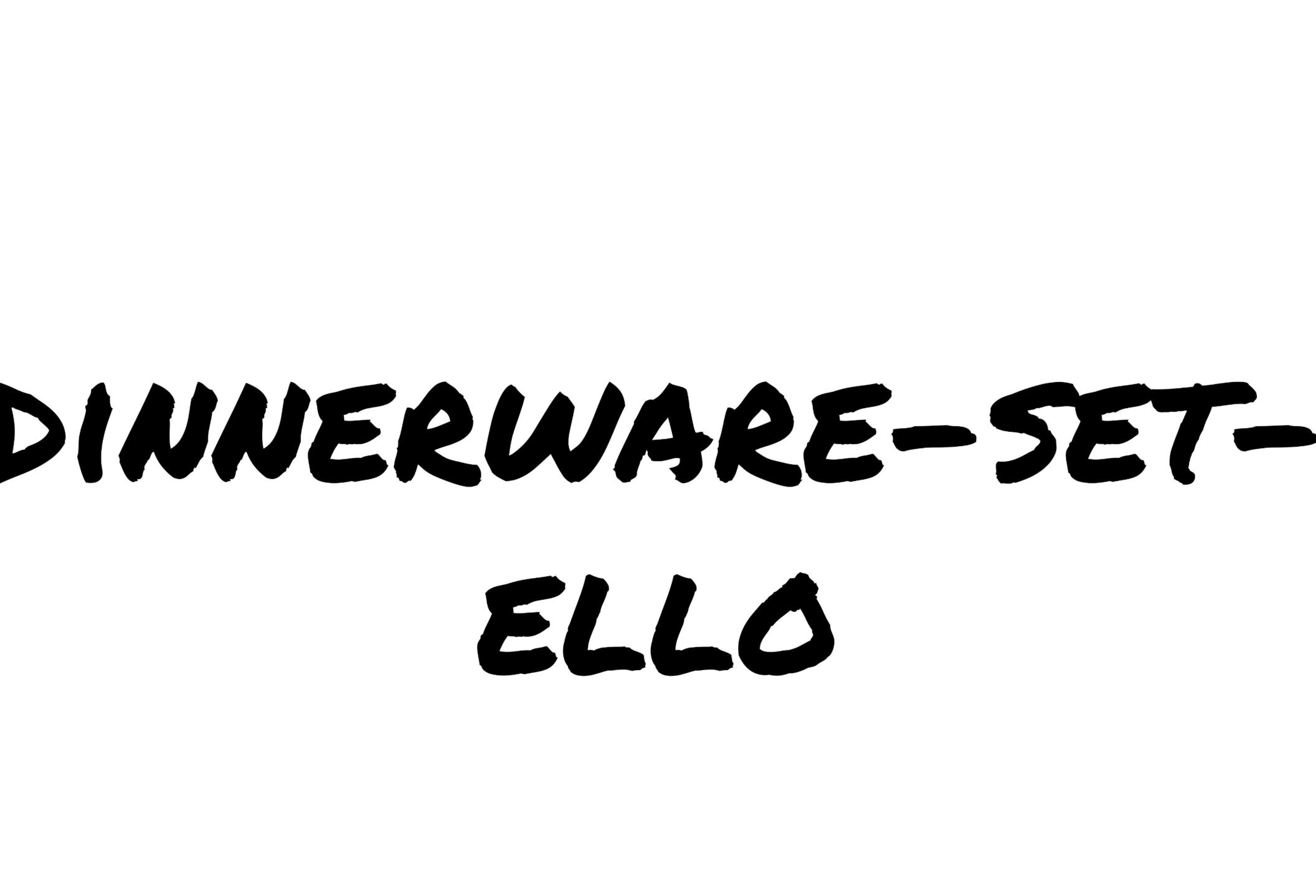 (@dinnerware-set-ello) Cover Image