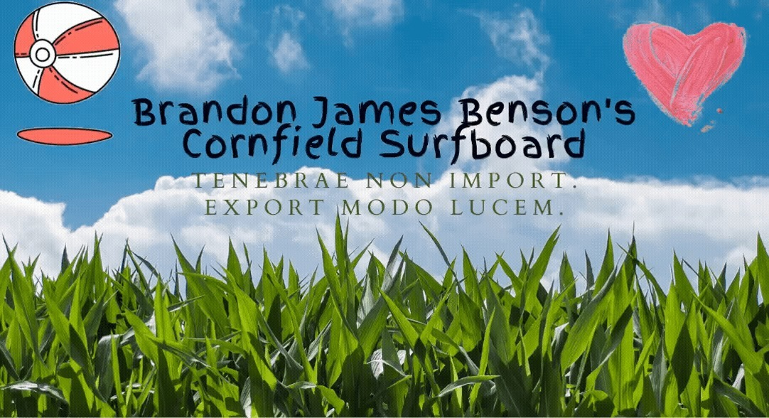 Brandon James Benson (@modolucem) Cover Image