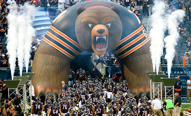 Chicago Bears (@chicagobears19) Cover Image