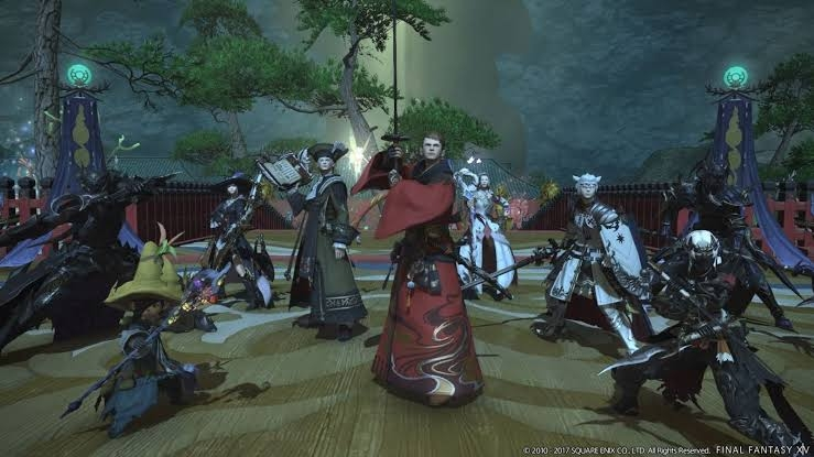 Final Fantasy XIV Gil (@ffxiv4gil1) Cover Image