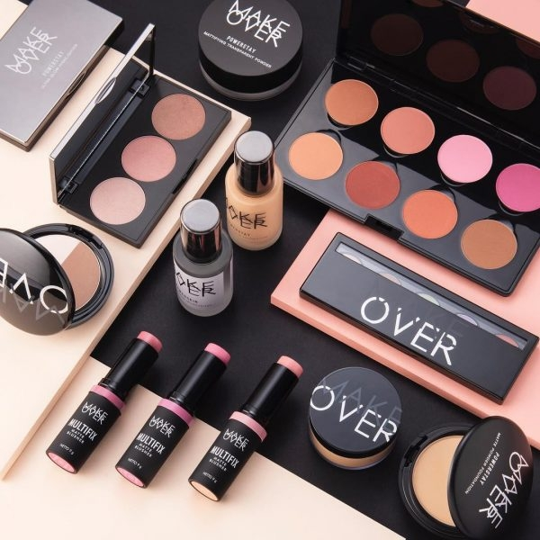 Make Over Cosmetic (@makeoveridn) Cover Image