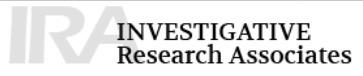 Investigative Research Associates (@iratexas) Cover Image
