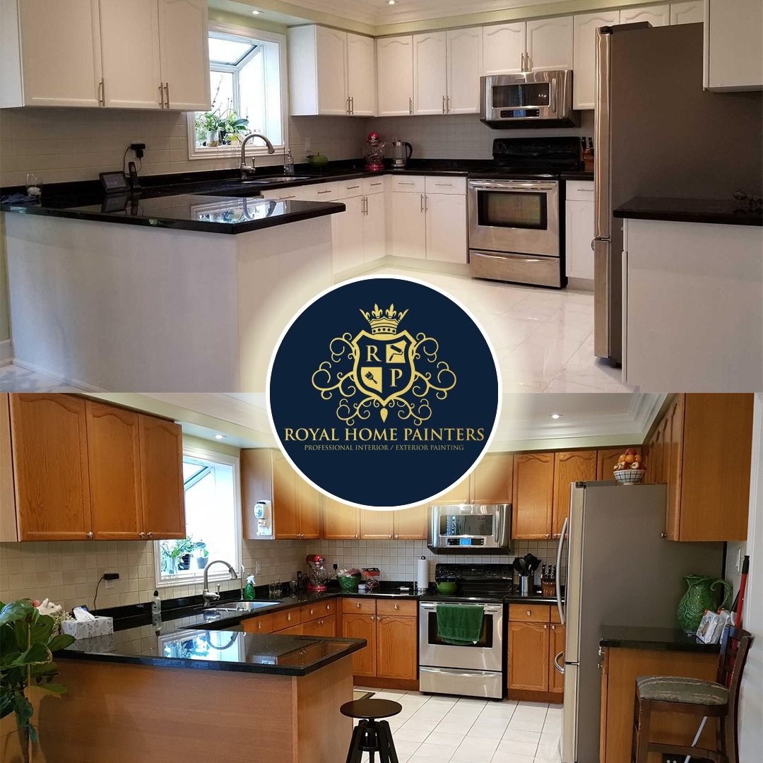 Royal Cabinets Painters - Cabinet Spray Painting (@royalscarborough) Cover Image