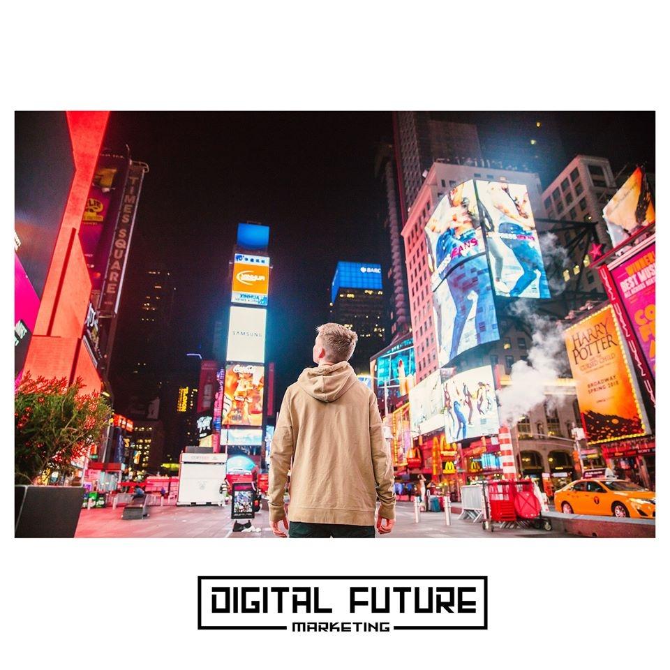 Digital Marketing Company Miami, Florida (@digitalfuturemarketing) Cover Image