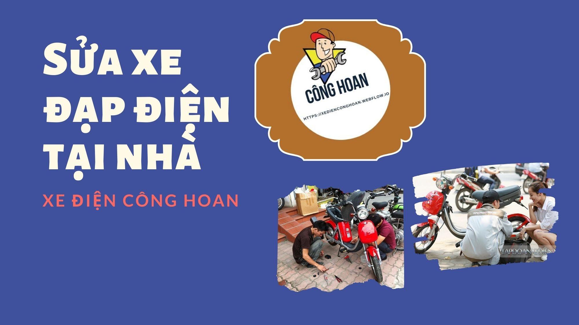 Xe Điện Công Hoan (@xedienconghoan) Cover Image