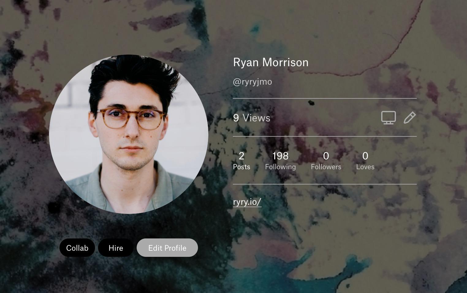 Ryan Morrison (@ryryjmo) Cover Image