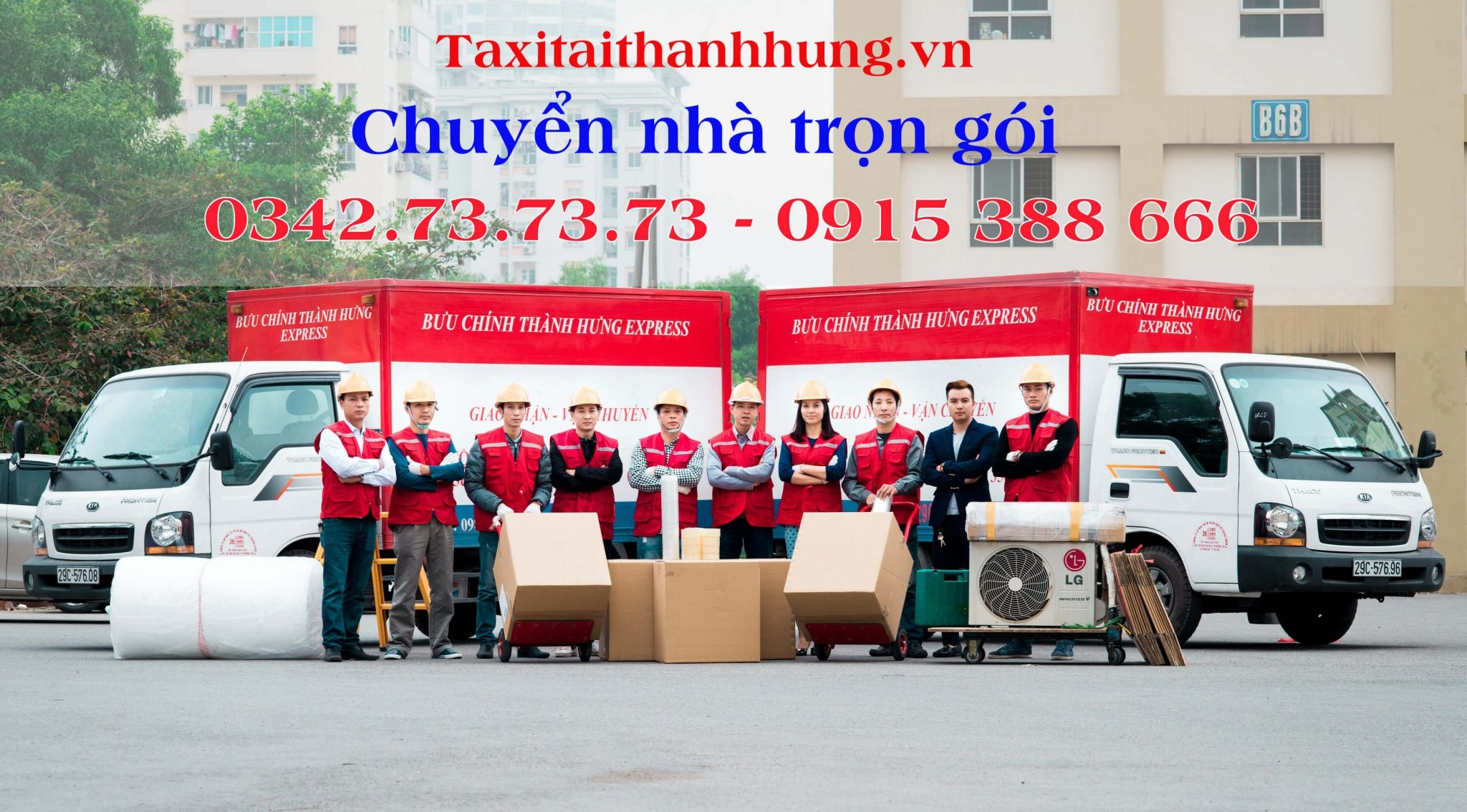 Chuyển nhà trọn gói Hà Nội - chuyển nhà Thành H (@chuyennhatrongoithanhhung) Cover Image