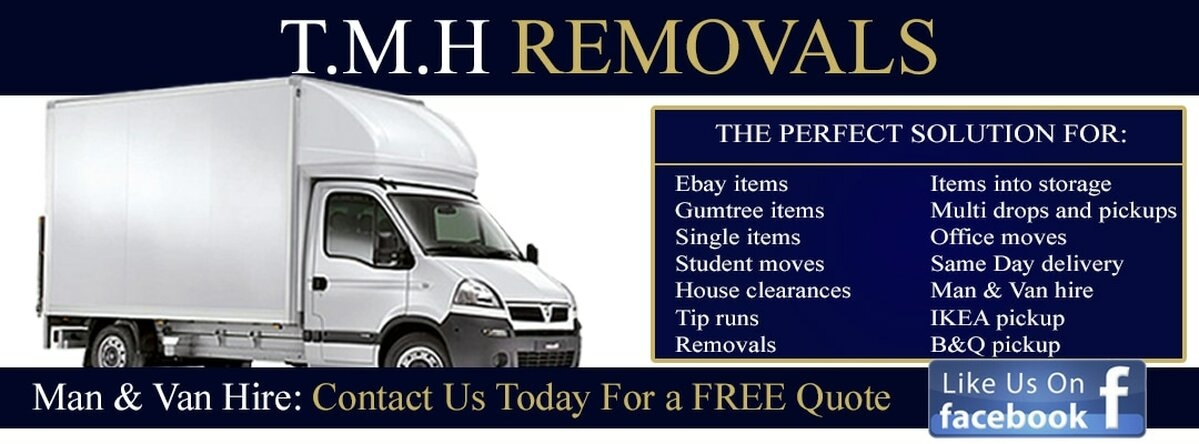 TMH Removals Swindon Man and Van (@snmanandvan) Cover Image