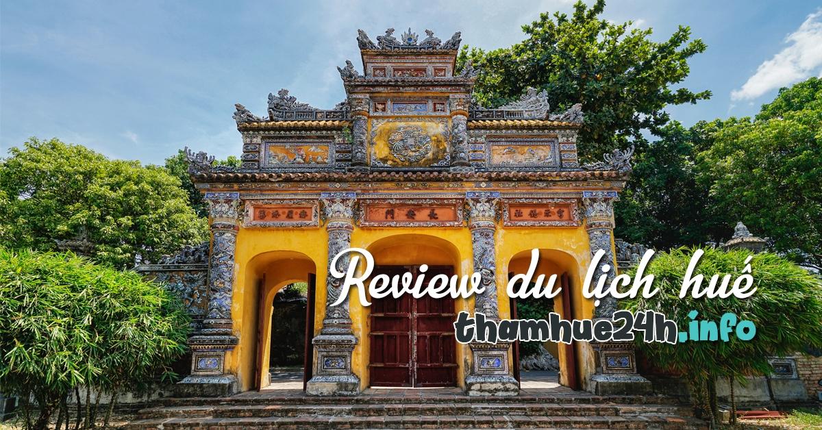 Thăm Huế 24h (@thamhue) Cover Image