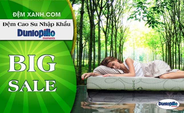 Nệm Dunlopillo (@dunlopillokhuyenmai) Cover Image