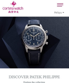 Luxury Watches Malaysia  (@cortinawatchmalaysia) Cover Image