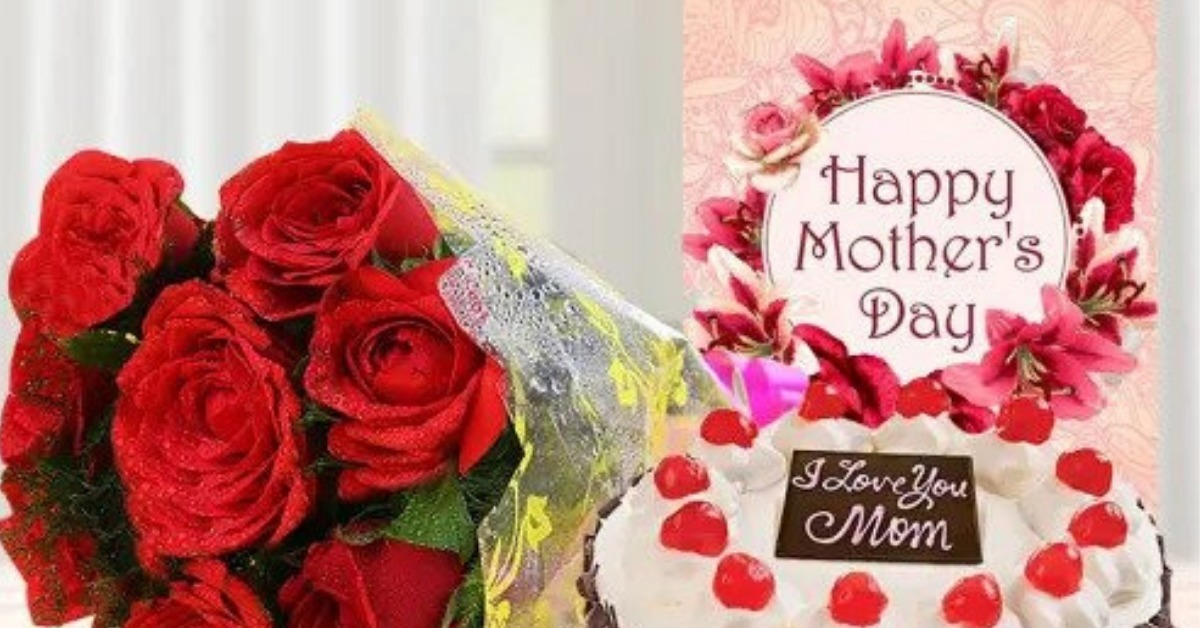 Mothers Day Cakes and Flowers (@mariewiltse) Cover Image