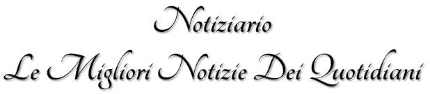 NOTIZIARIO (@notiziarionews) Cover Image