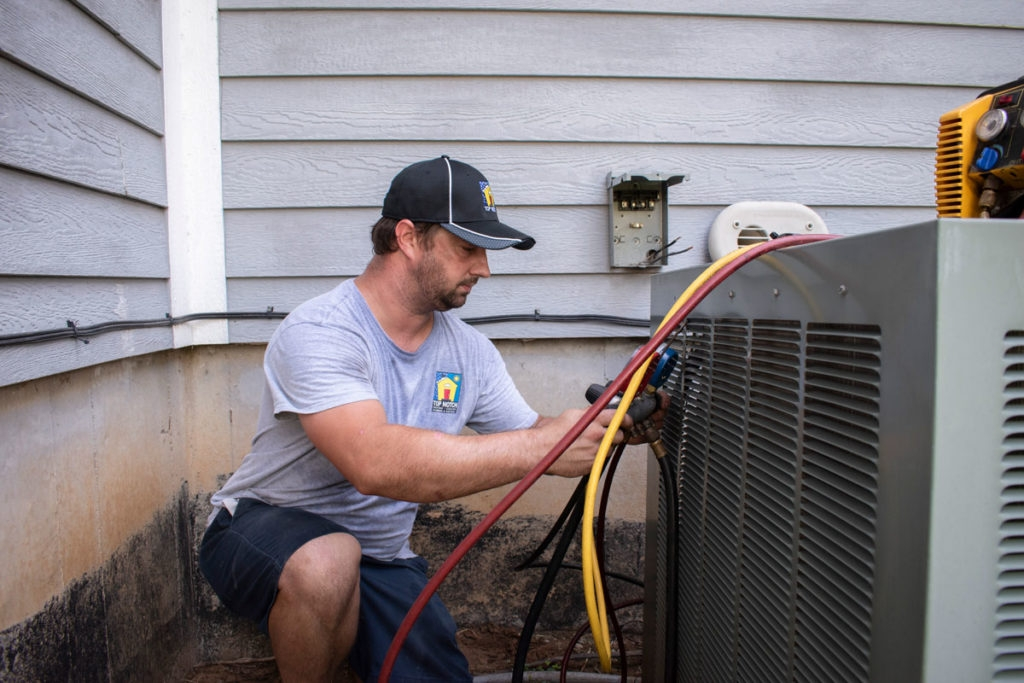 Top Notch Heating, Cooling & Plumbing (@topnotchhvac) Cover Image