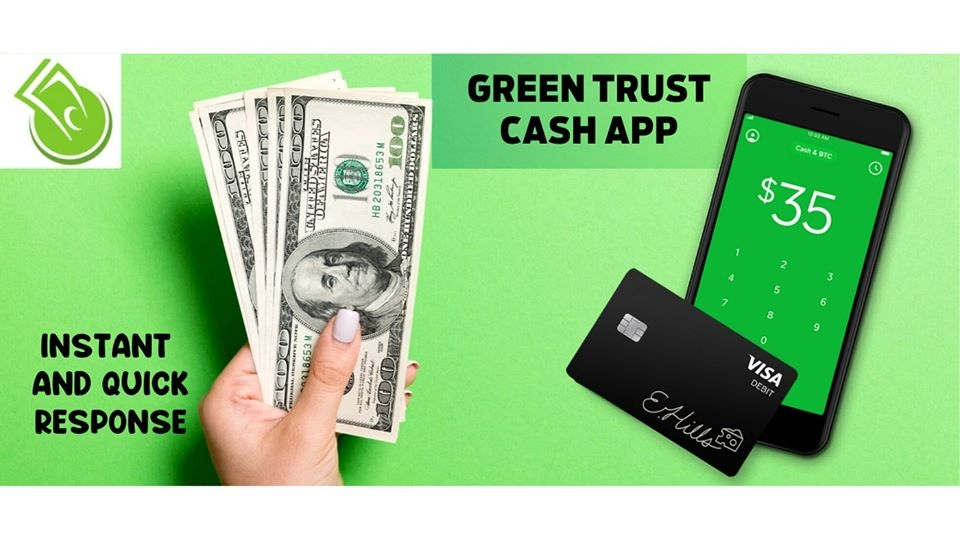 Green Trust Cash App (@greentrustcashapp) Cover Image