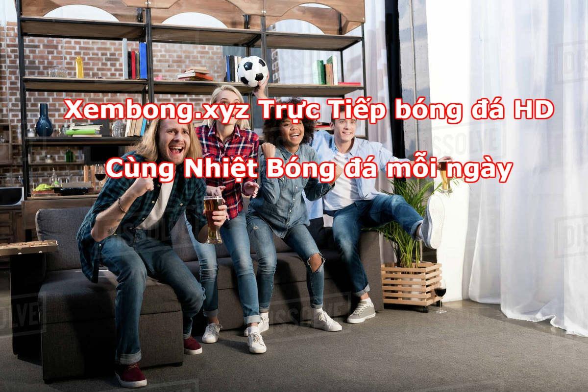 xembongxyz trực tiếp bóng đá (@xembongxyz) Cover Image