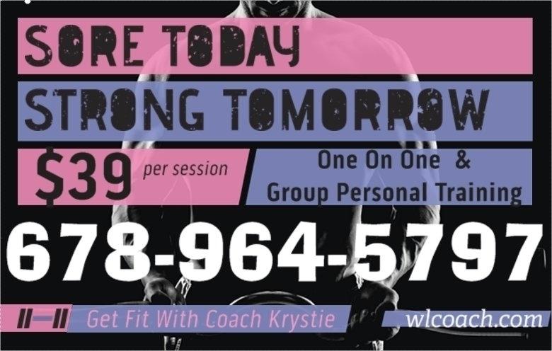 Coach Krystie (@coachkrystie) Cover Image