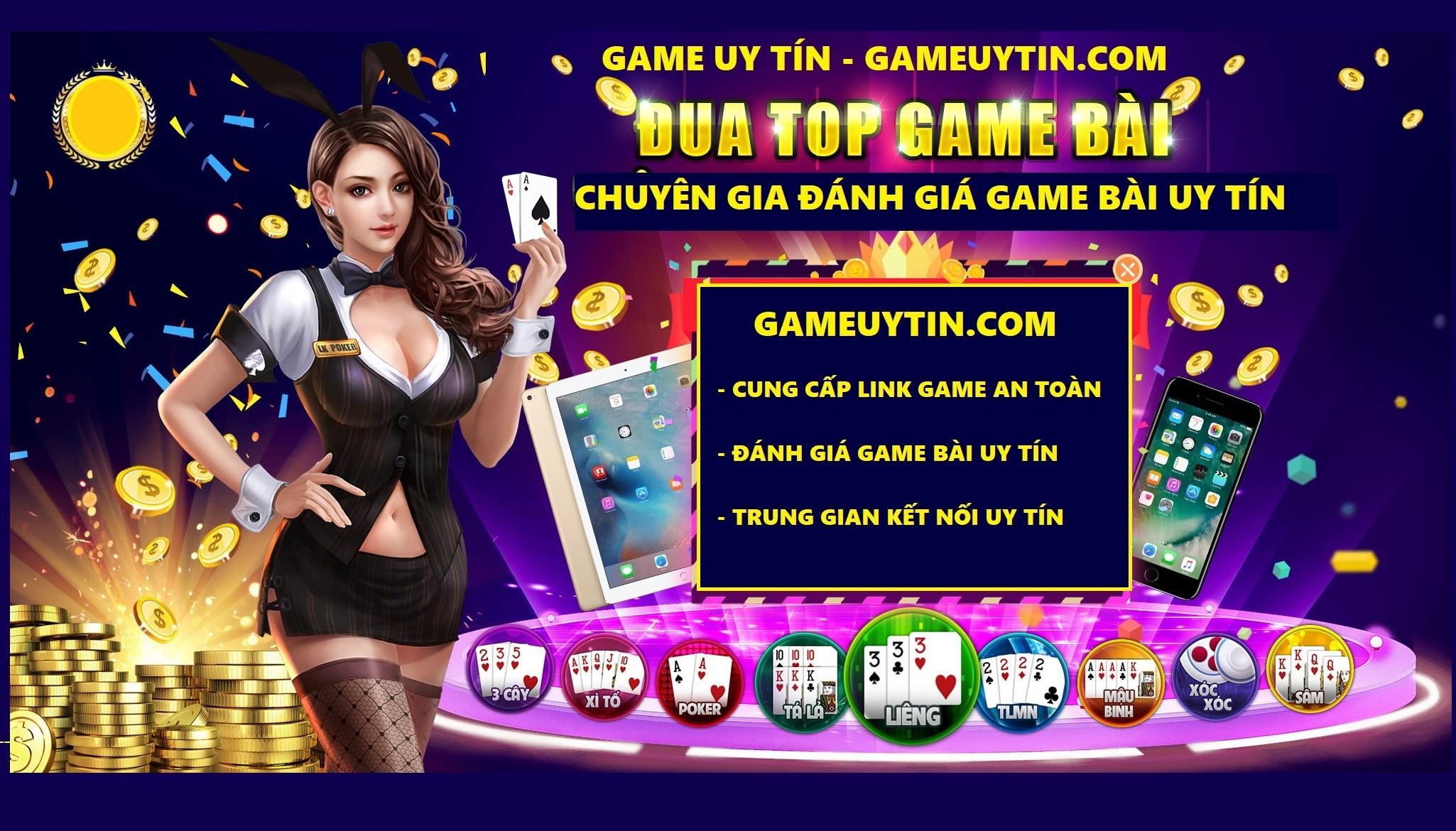 Game Uy Tín (@gameuytin) Cover Image