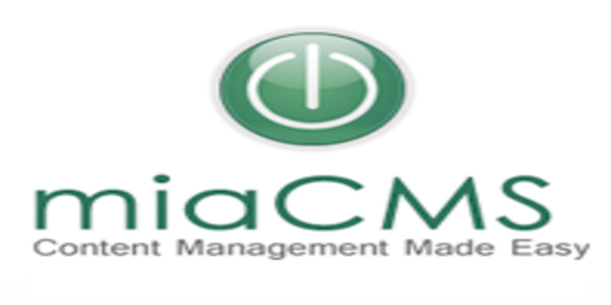 miaCMS (@miacms) Cover Image