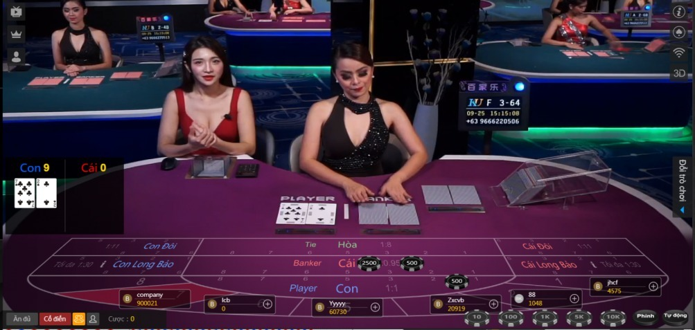 Baccarat KU Việt (@baccaratkuviet) Cover Image