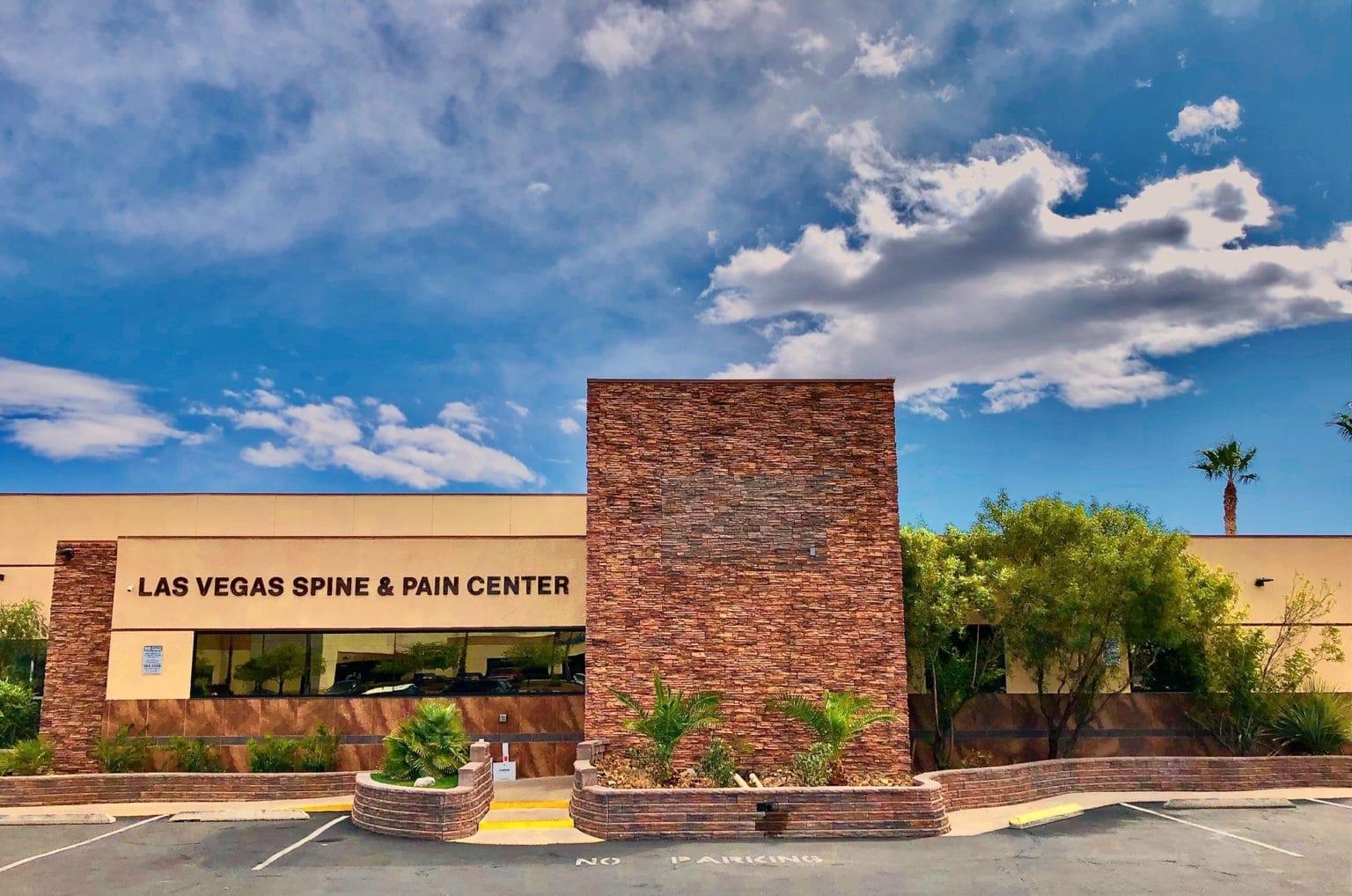 Las Vegas Spine & Pain Center (@lvpainclinic) Cover Image