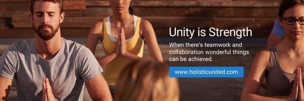 Holistic United (@holisticunited) Cover Image