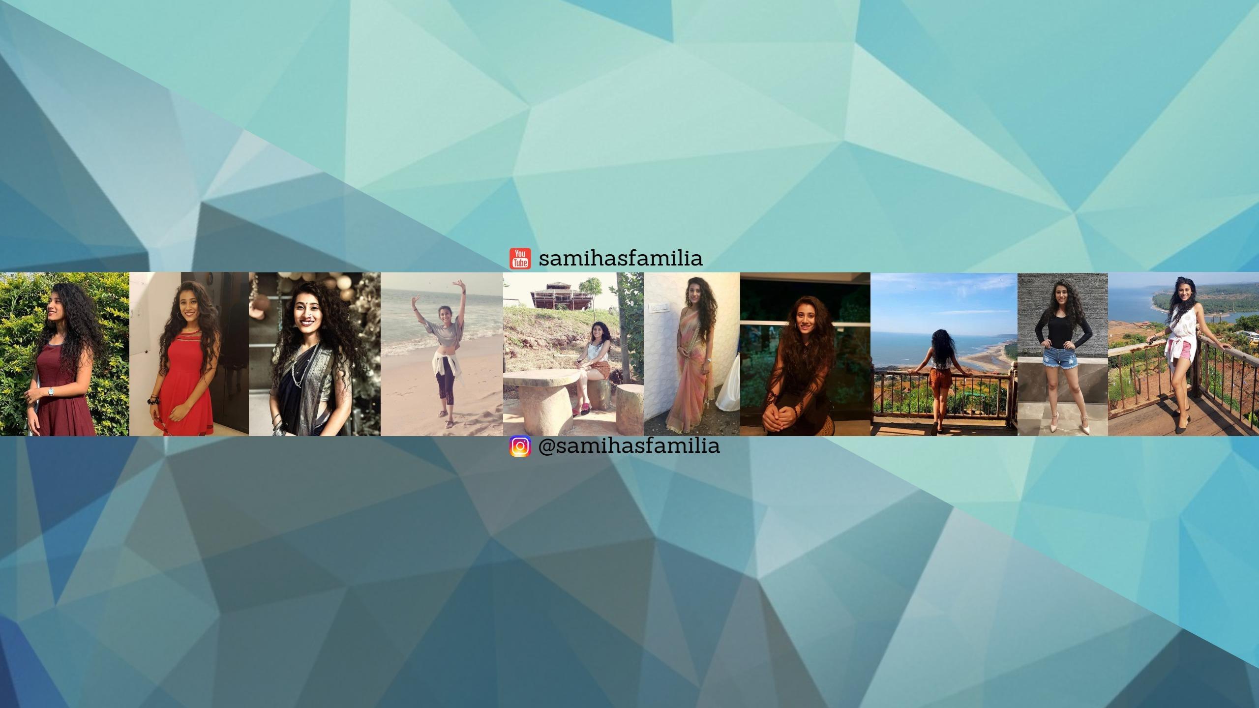 Samiha Shinde (@samihasfamilia) Cover Image