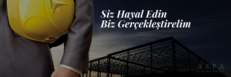 ASPA ÇELİK YAPI İNŞAAT (@aspacelikyapi) Cover Image