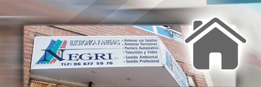 Electrónica y Antenas Negri, S.L. (@antenasnegri) Cover Image
