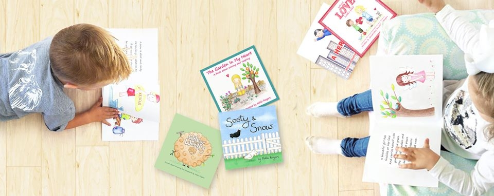 Created To Be: children's books by Nikki Rogers (@createdtobe) Cover Image
