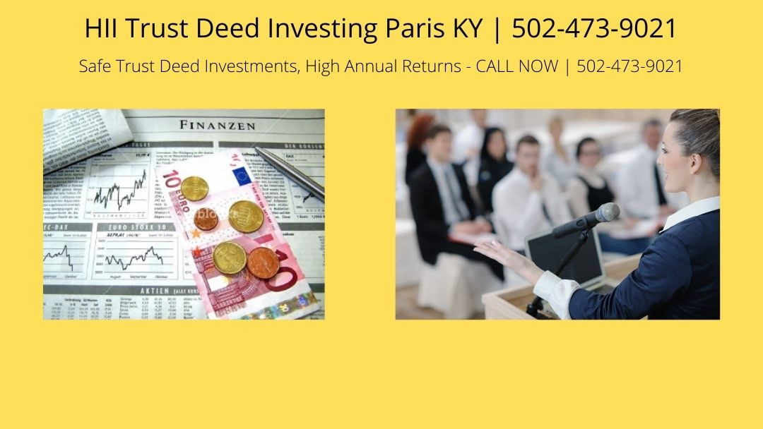 HII Trust Deed Investing Paris KY (@paristd) Cover Image