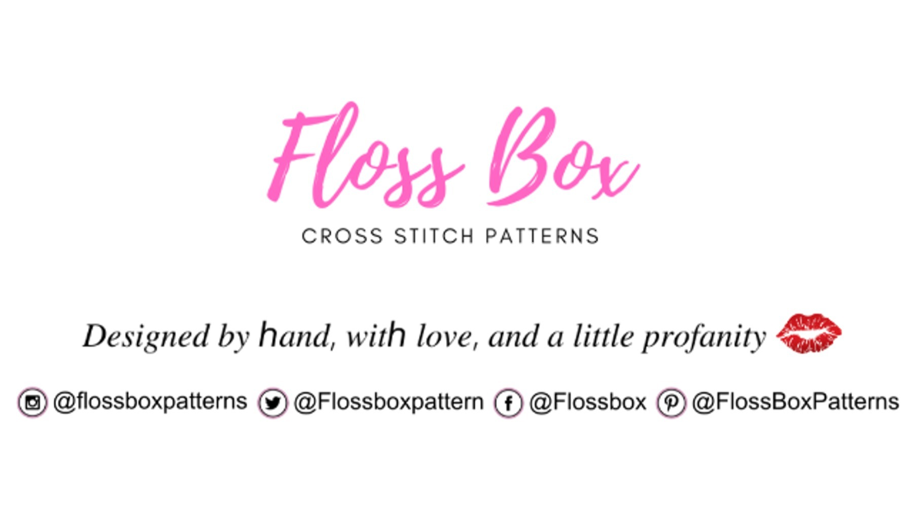 Floss Box (@flossbox) Cover Image
