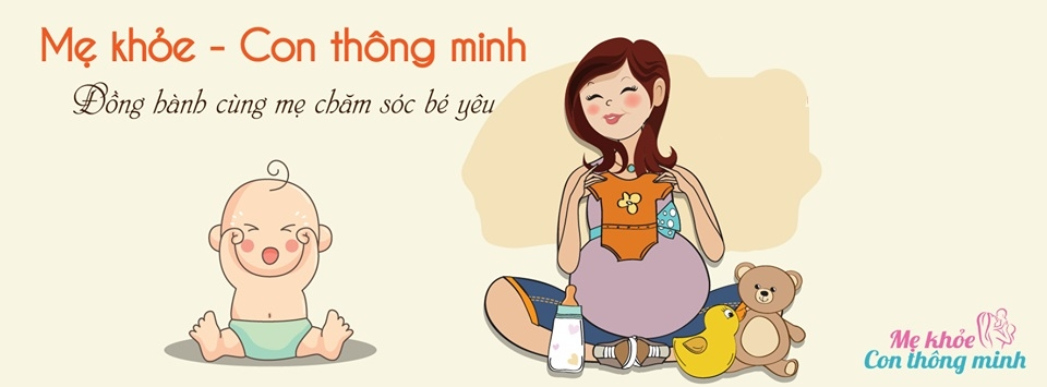Mẹ Khỏe Con Thô (@mekhoeconthongminh) Cover Image