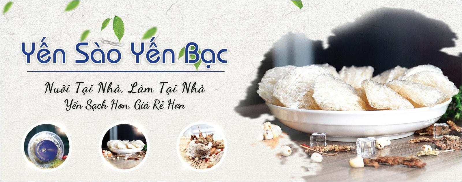 Yến Sào Yến Bạc (@yensaoyenbac) Cover Image